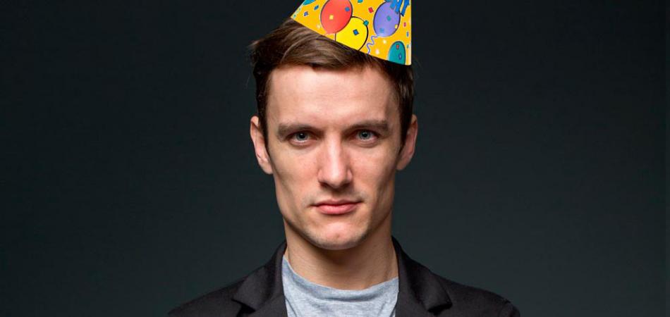 Happy Birthday, Семён!