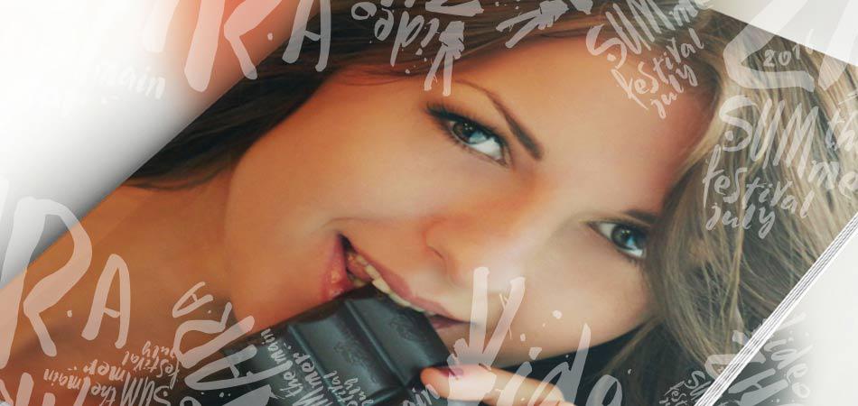 Алёна Венум стала лицом женского журнала «Лиза»
