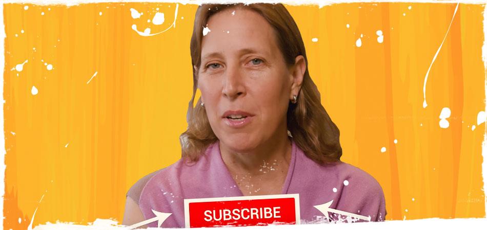 Генеральный директор YouTube Сьюзен Войжитски стала видеоблогером