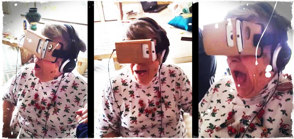 Встречай первый в мире сериал виртуальной реальности