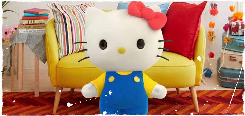 Hello Kitty покоряет YouTube
